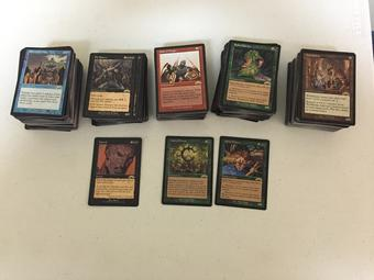 Magic the Gathering Exodus ~625 rare lot - tons of value!
