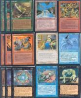 Magic the Gathering Fallen Empires A Complete Set - SLIGHT PLAY (SP)