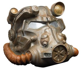 Fallout: Power Armor Helmet Collector's Coin Bank (USAopoly)