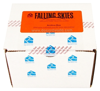 Falling Skies: Season Two Premium Pack Trading Cards Archives Box (Rittenhouse 2013)
