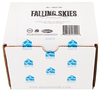 Falling Skies: Season Two Premium Pack Trading Cards Box (Rittenhouse 2013)