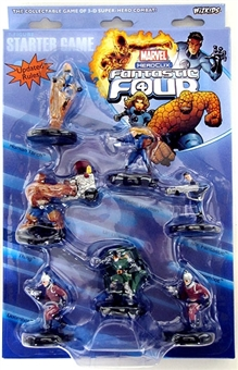 Marvel HeroClix Fantastic Four 2010 Starter Set