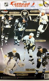 Fathead 2010-11 Pittsburgh Penguins Team Set 5x7 Stickers