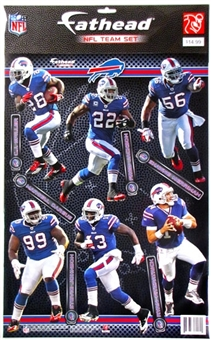 Fathead Buffalo Bills 2011 Team Set