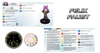 Heroclix Convention Exclusive Felix Faust