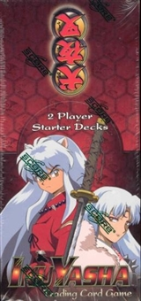 Score Inuyasha Feudal 2-Player Starter Deck Box