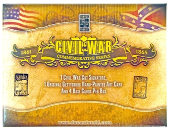 2013 Famous Fabrics Ink Civil War Hobby Box