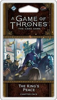 Game of Thrones LCG 2nd Edition - The King's Peace Chapter Pack (FFG)