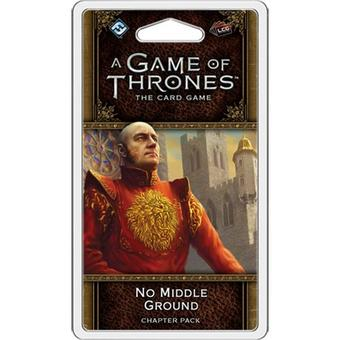 Game of Thrones LCG 2nd Edition - No Middle Ground Chapter Pack (FFG)