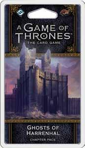 Game of Thrones LCG 2nd Edition - Ghosts of Harrenhal Chapter Pack (FFG)