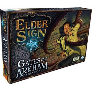 Elder Sign: Gates of Arkham Expansion (FFG)
