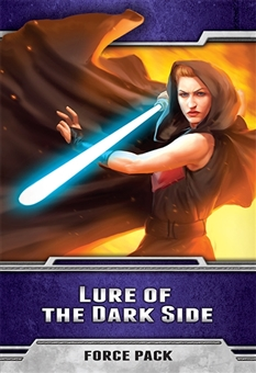 Star Wars: The Card Game LCG - Lure Of The Dark Side Force Pack