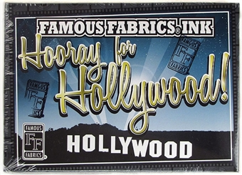 Hooray For Hollywood Hobby Box (Famous Fabrics Ink 2011)