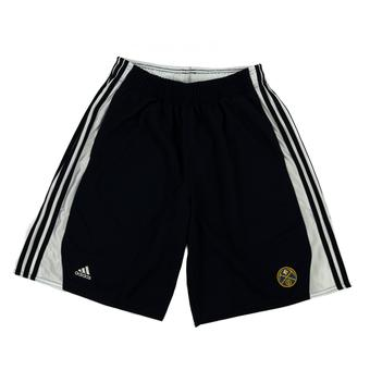 Denver Nuggets Adidas Navy Colony Hoops Basketball Shorts (Adult M)