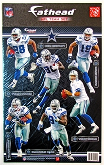 Fathead Dallas Cowboys 2011 Team Set (Romo, Bryant, Ware, Witten)
