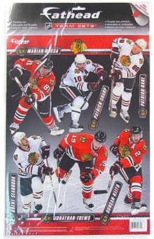 Fathead Chicago Blackhawks 2011-2012 Team Set