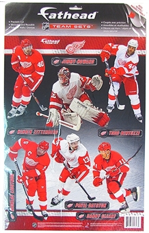 Fathead Detroit Redwings 2011-2012 Team Set