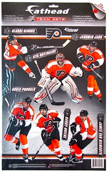 Fathead Philadelphia Flyers 2011-2012 Team Set (Lot of 10) (Giroux)
