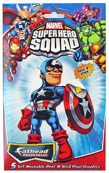 Marvel Tradeable Fatheads - Regular Price $9.95 !!!