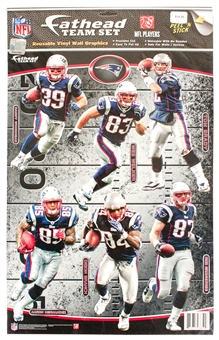 New England Patriots Fathead - Regular Price $14.95 !!!