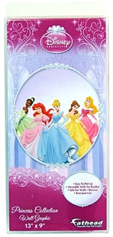 "Fathead Princess 10""x17"" Wall Graphic"