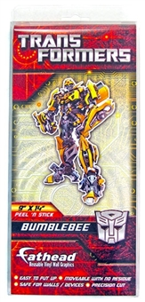 "Fathead Transformers 9""x14"" Wall Graphic (Lot of 10)"