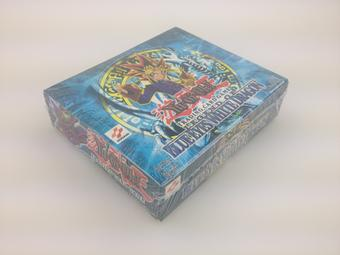 Upper Deck Yu-Gi-Oh Blue Eyes White Dragon 1st Edition Booster Box