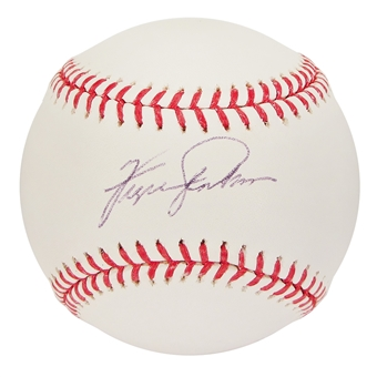 "Ferguson ""Fergie"" Jenkins Autographed Chicago Cubs Official MLB Baseball (Tristar)"