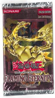 Konami Yu-Gi-Oh Flaming Eternity Pack