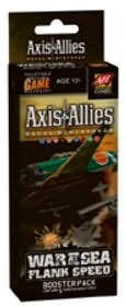 Axis & Allies Miniatures War at Sea Flank Speed Booster Pack