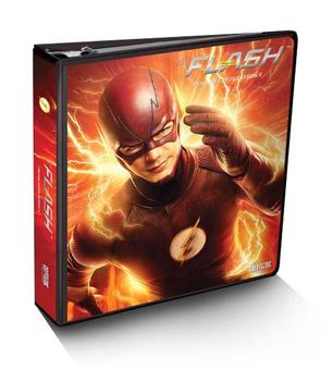 The Flash Season 2 Trading Cards Binder (Cryptozoic 2017) (Presell)