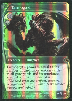 Magic the Gathering Future Sight Single Tarmogoyf FOIL - MODERATE PLAY (MP)