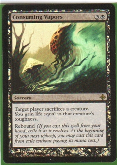 Magic the Gathering Rise of the Eldrazi Single Consuming Vapors FOIL