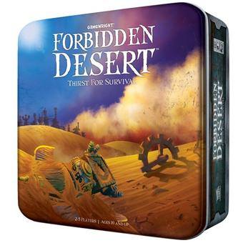 Forbidden Desert: Thirst for Survival (Gamewright)