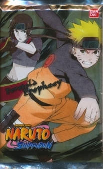 Naruto Foretold Prophecy Booster Pack (Bandai)