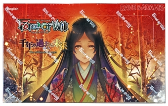 Force of Will The Millennia of Age Booster Box