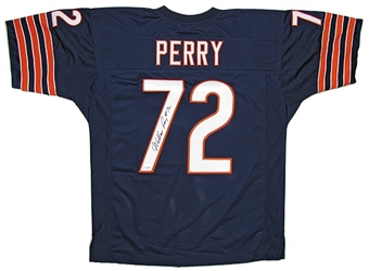"William ""Fridge"" Perry Autographed Chicago Bears Jersey"