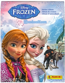 Panini Disney Frozen Sticker Album