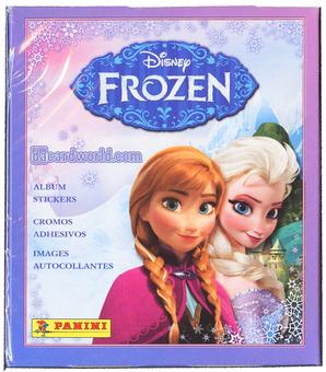 Panini Disney Frozen Sticker 16-Box Case