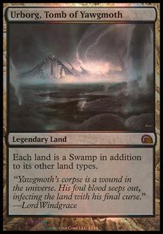 Magic the Gathering From the Vault: Realms Single Urborg, Tomb of Yawgmoth Foil - NEAR MINT (NM)