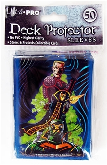 Ultra Pro Future Comics Standard Deck Protectors 50 Count Pack