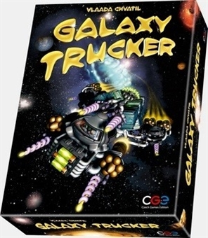 Galaxy Trucker (Czech Games)