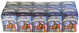 Marvel HeroClix Galactic Guardians Marquee Figure Booster Brick (10 Ct.)