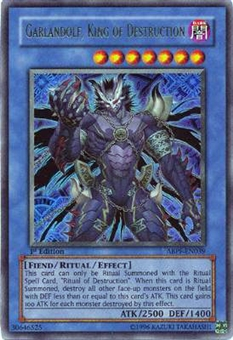 Yu-Gi-Oh Absolute Powerforce Single Garlandolf, King of Destruction Ultimate Rar