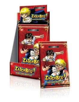 Bandai Zatch Bell Series 1 Booster Box (Lot of 100)