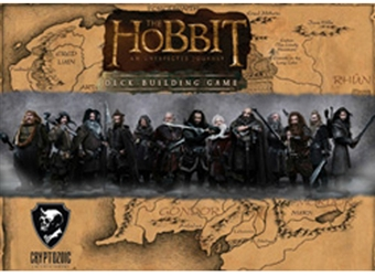 The Hobbit: An Unexpected Journey Deck Building Game by Cryptozoic - Regular Price $30.95