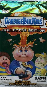 Garbage Pail Kids Series 1 Collector's Edition Hobby Box Pack (Topps 2015)