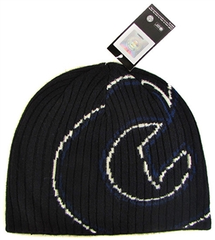 Georgetown University Hoyas Adidas Big G Cuffless Knit Hat (One Size Fits All)