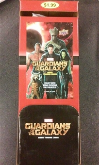 Marvel Guardians of the Galaxy Movie Trading Cards 36-Pack Box (Upper Deck 2014)