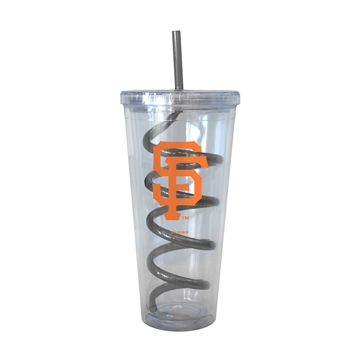 Boelter San Fransisco Giants 22 oz Double Insulated Swirl Tumbler